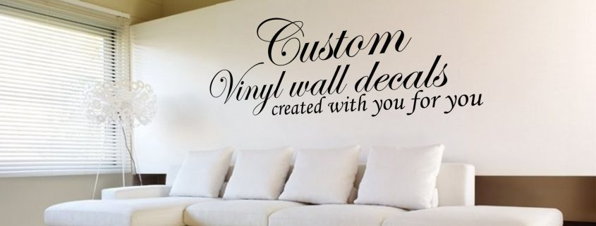 Design Your Own Wall Art Decal | Wall Art Decal Sticker | Wall Art